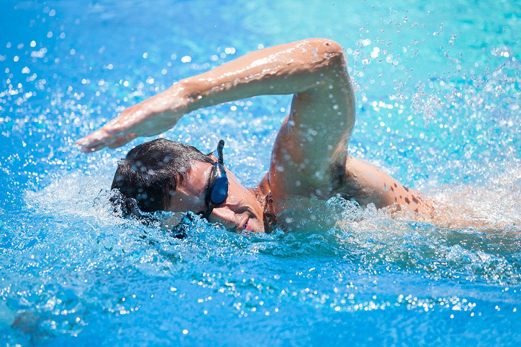 Man Swimming Things You Believed That Aren't True