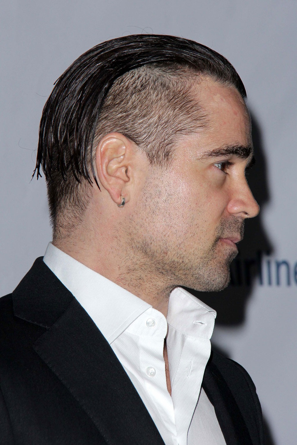 Colin Farrell hairstyles for men over 40
