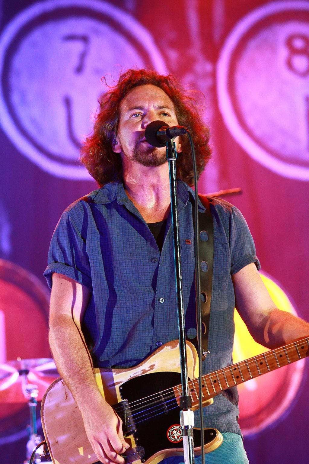 Eddie Vedder Pearl Jam albums 2019