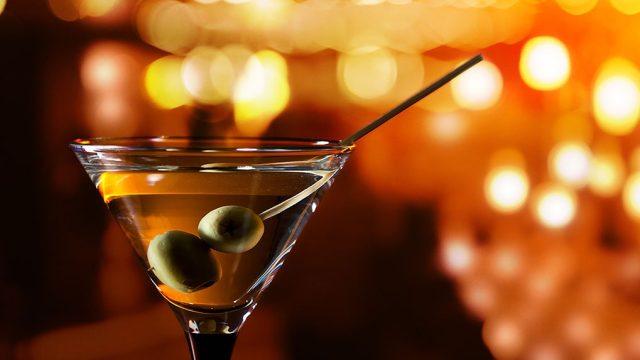 Classic Martini, cocktails