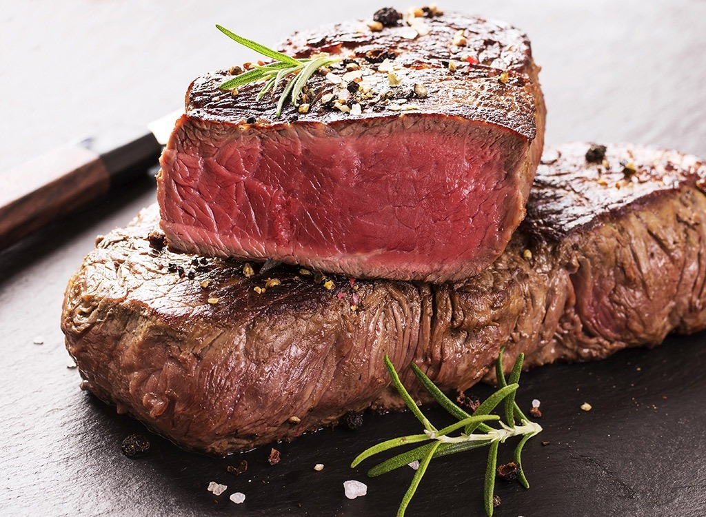eat red meat, heart health risk