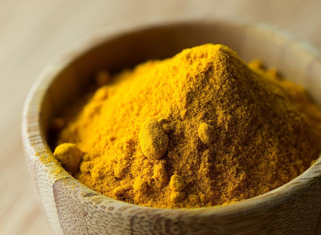 Turmeric Foods rid allergies