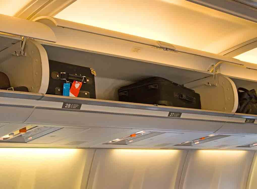 Carry-ons Airplane Useful Random Facts