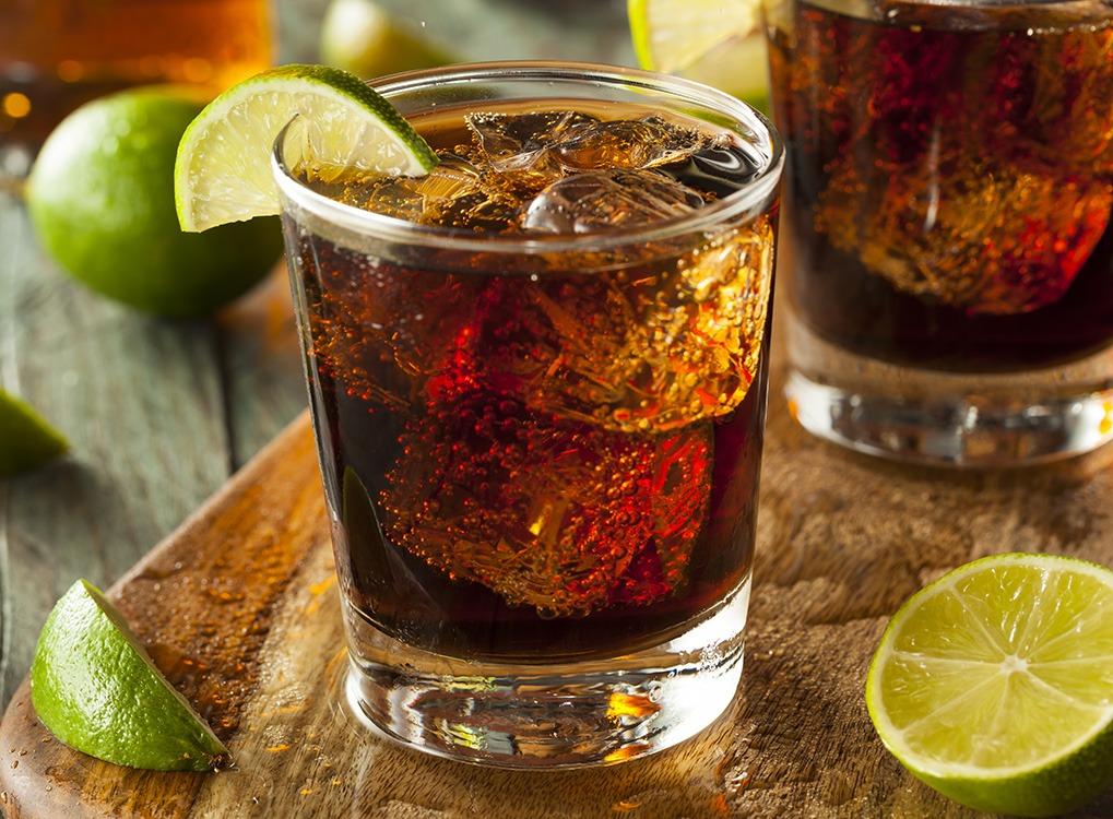 Cuba Libre, cocktails