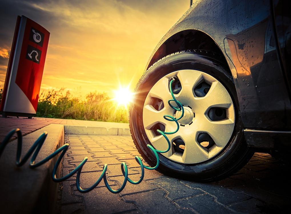 Low Tire Pressure Useful Random Facts