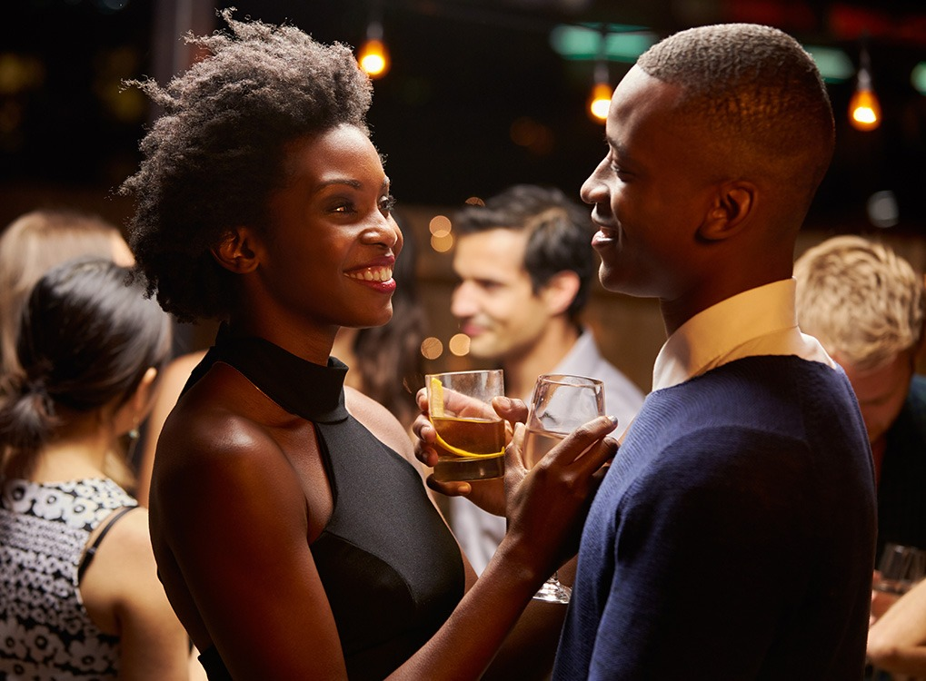 Partygoing, a great non-cliché second date. second date ideas