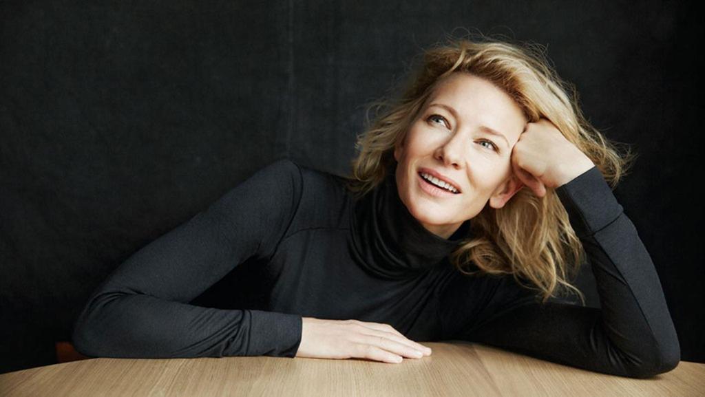 cate blanchett celebrity anti aging tips