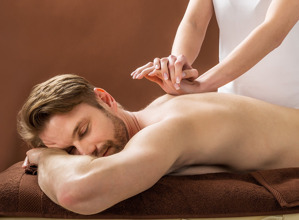 massages can make you instantly happy