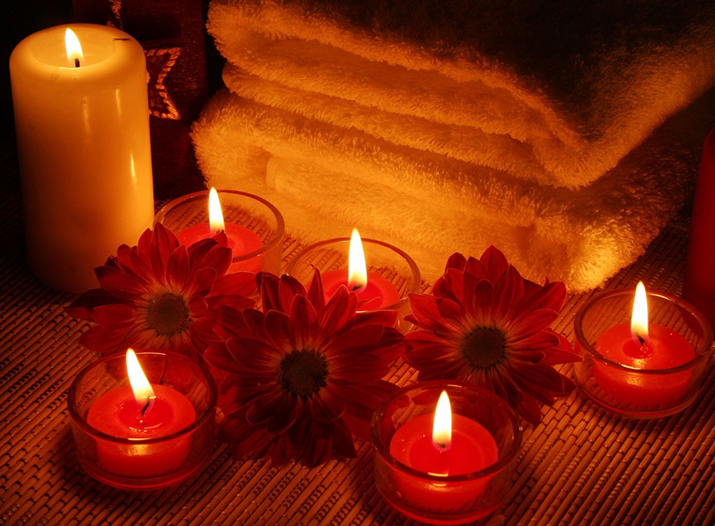 cluster of candles 20 amazing ways to brighten up your home