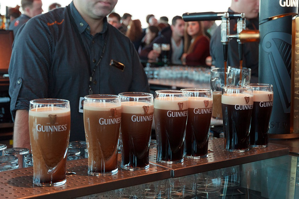 guinness, pub, bar, beer, Ireland, cultural mistakes