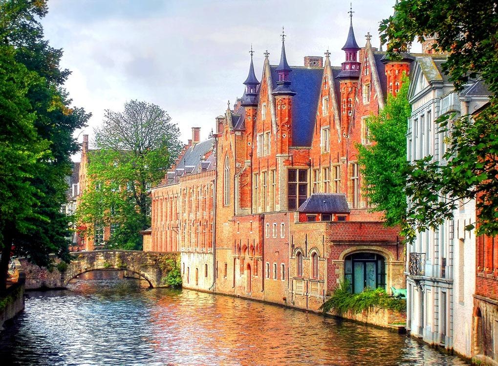 Belgium tourists