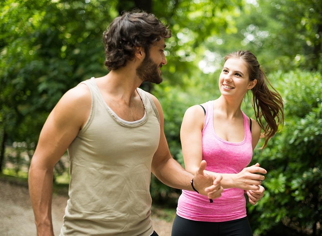 walking, controlling cravings