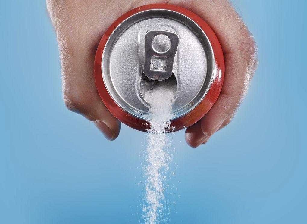 Sugar in Soda boost Metabolism