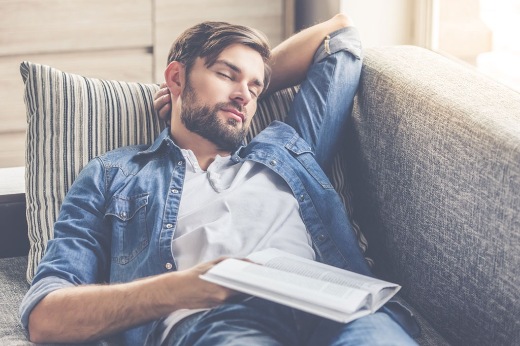 taking a nap can make you instantly happy