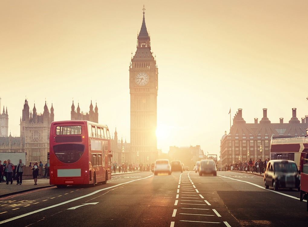 London, United Kingdom Cleanest Cities in the world