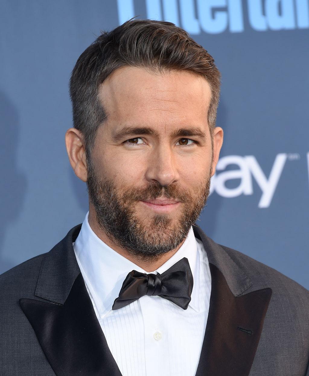 Ryan Reynolds woman