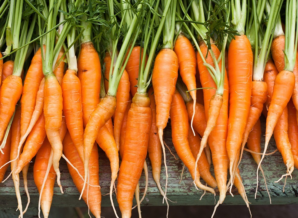 pile of carrots - best easter games