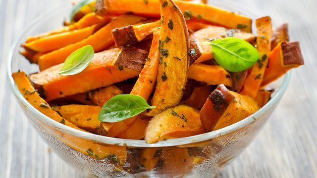 Sweet potato slices Best Foods for Maximizing Your Energy Levels
