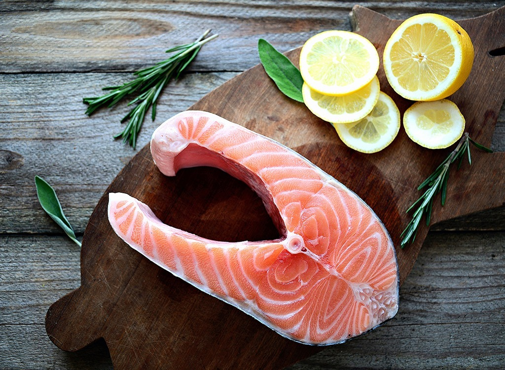 eat fish six-pack abs