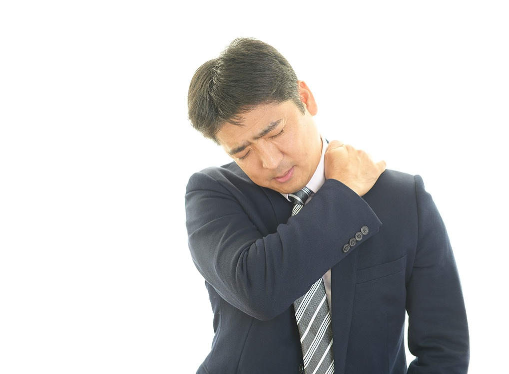 neck pain Lower Blood Pressure