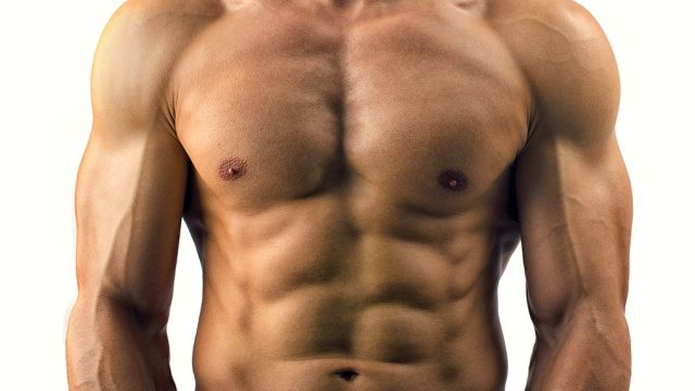Chest and abs