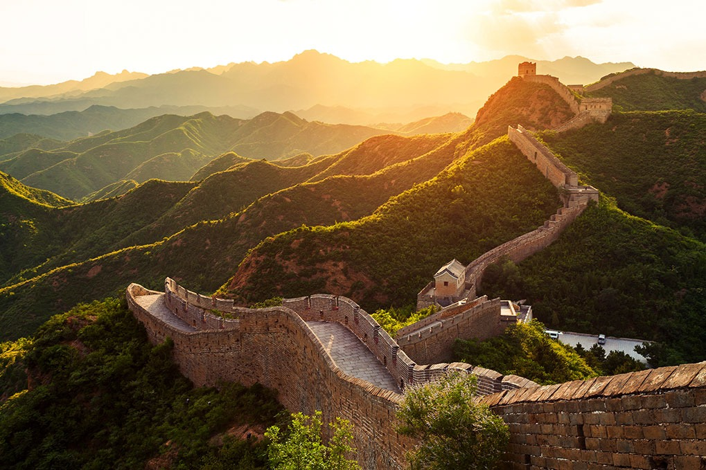 The Great Wall of China Bogus 20th Century Facts