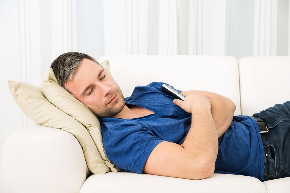Napping asleep perfect nap